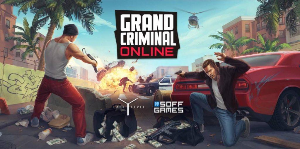 Grand Criminal Online