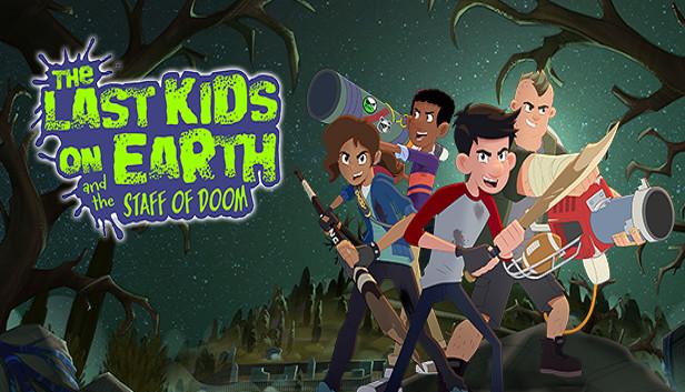 เกมLast Kids on Earth and the Staff of Doom พบกับสัตว์ประหลาดกลายพันธุ์